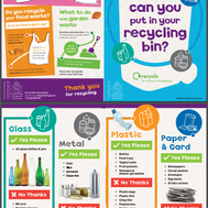 Waste collections change on 18 October
