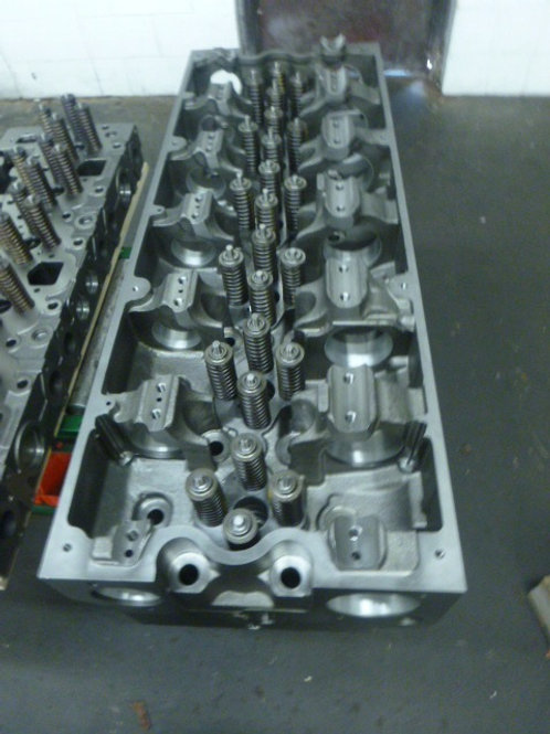 4059264 - Cummins ISX New Loaded Cylinder Head