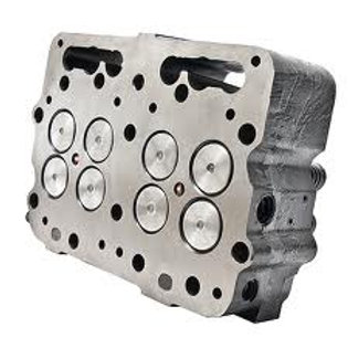New Loaded Cylinder Head - 3078380 - Cummins N14 Celect 3, 4, and 5