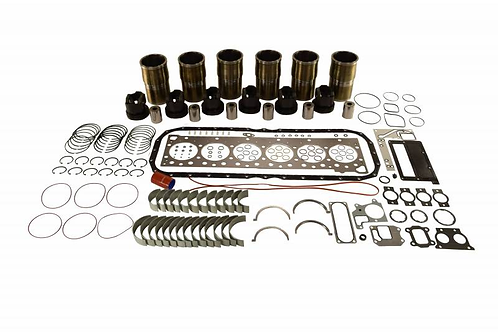Pistonless Re-Ring Inframe overhaul rebuild kit for Cummins ISX