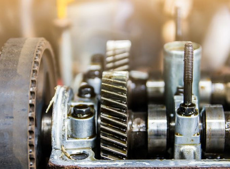 The Difference Between a Camshaft and a Crankshaft