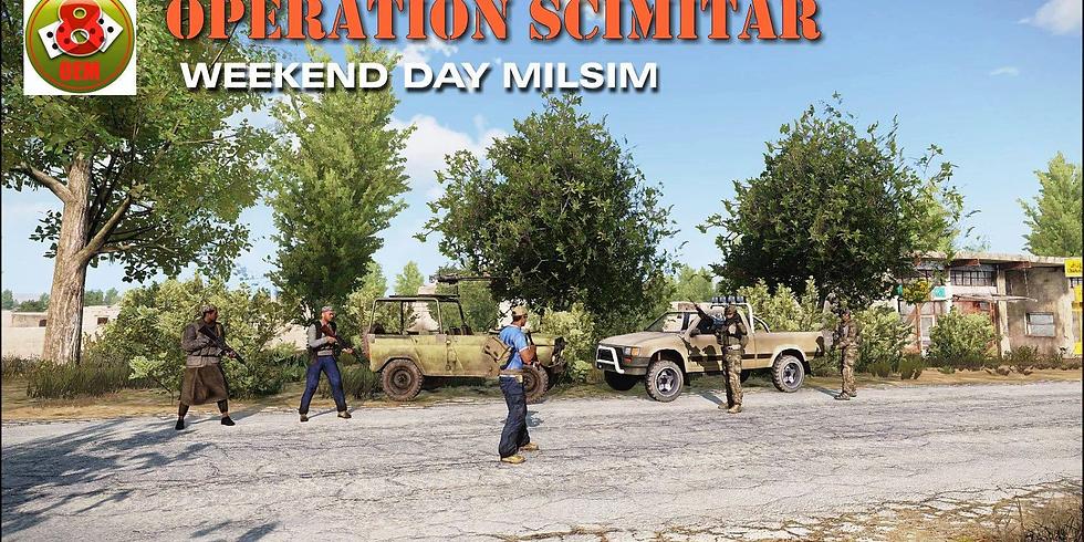 Operation Scimitar ( Gunman Airsoft)