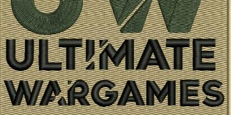 Ultimate Wargames - Private event Hosted by Sierra Bravo