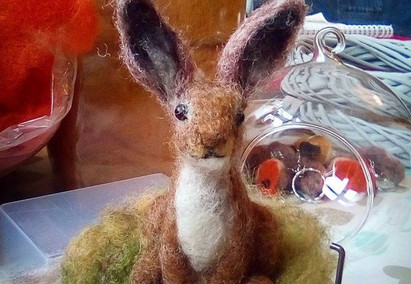 Hare Workshop  in Holt