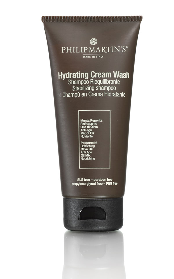Hydrating Cream Wash