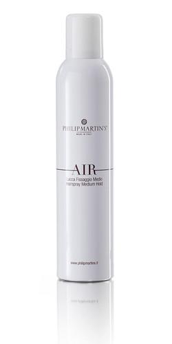 Air Hair Spray