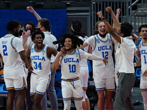 Like the fairy tale, UCLA's clock struck midnight