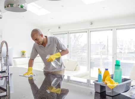 Better Choice Services Cleans Your Kitchens And Bathrooms