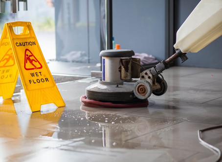 Maintenance And Cleaning Of Hard Surfaces