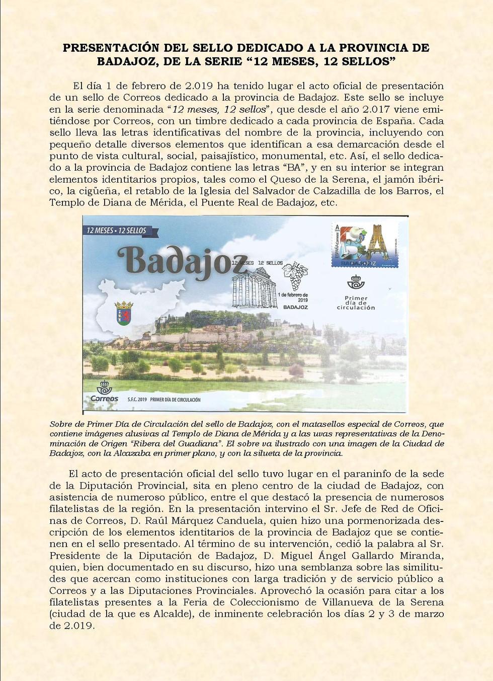 Noticia_presentación_del_sello_de_Badajo