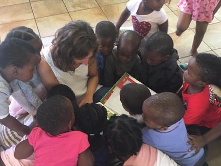 Cuando tu mayor sueño es poder ver a tus hijos e hijas ir a la escuela.