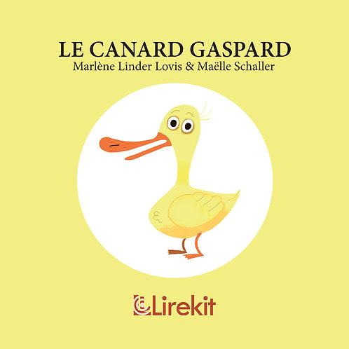 Le canard Gaspard