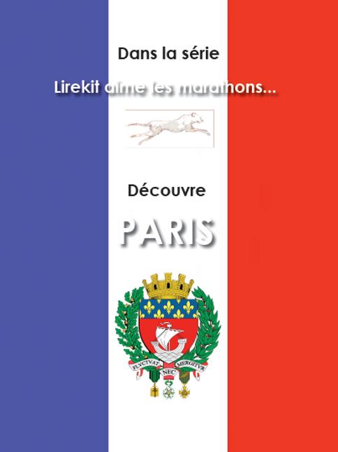 Paris marathon (5pces)