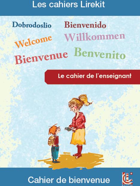 Brochure bienvenue enseignant