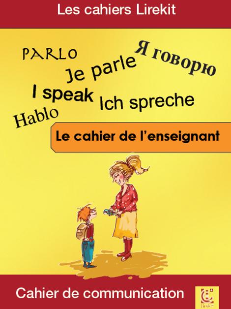 Brochure communication enseignant
