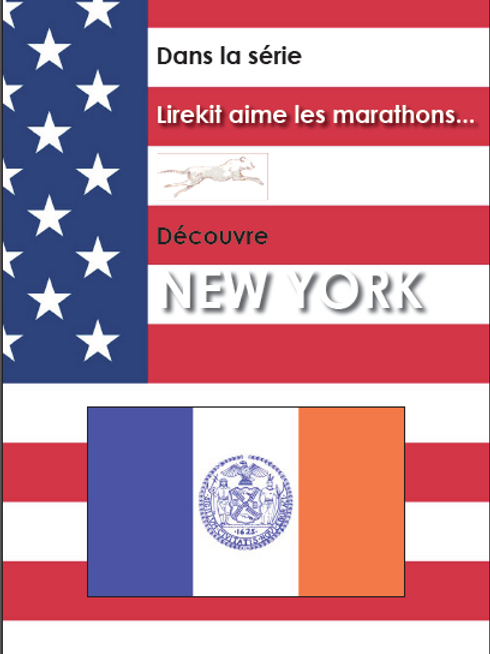 New York marathon (5pces)