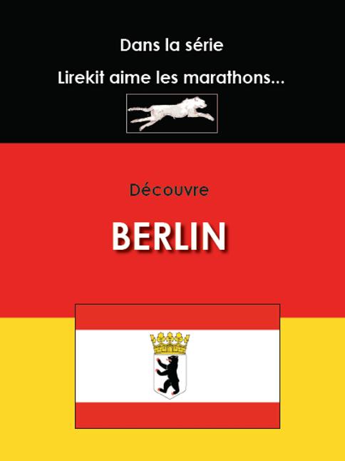 Berlin marathon (5pces)