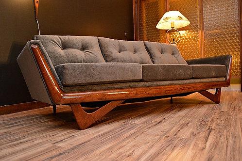 Mid Century Adrian Pearsall for Craft Associates Gondola Sofa