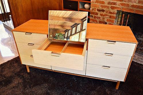 Raymond Loewy for Mengel 9 Drawer Mid Century Dresser
