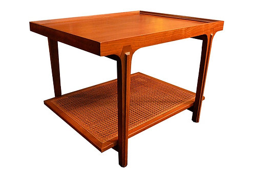 "Mid Century Drexel ""Apart Mates"" Solid Cherry Side /End Table"