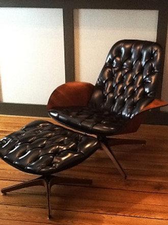 """Original George Mulhauser """"Mr Chair"""" Plycraft Retro Chair"""