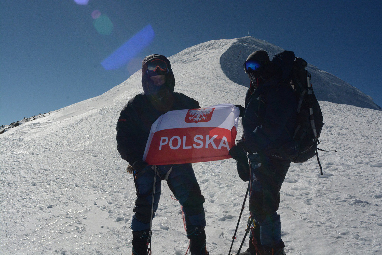 Сборная Польши по зимнему восхождени
