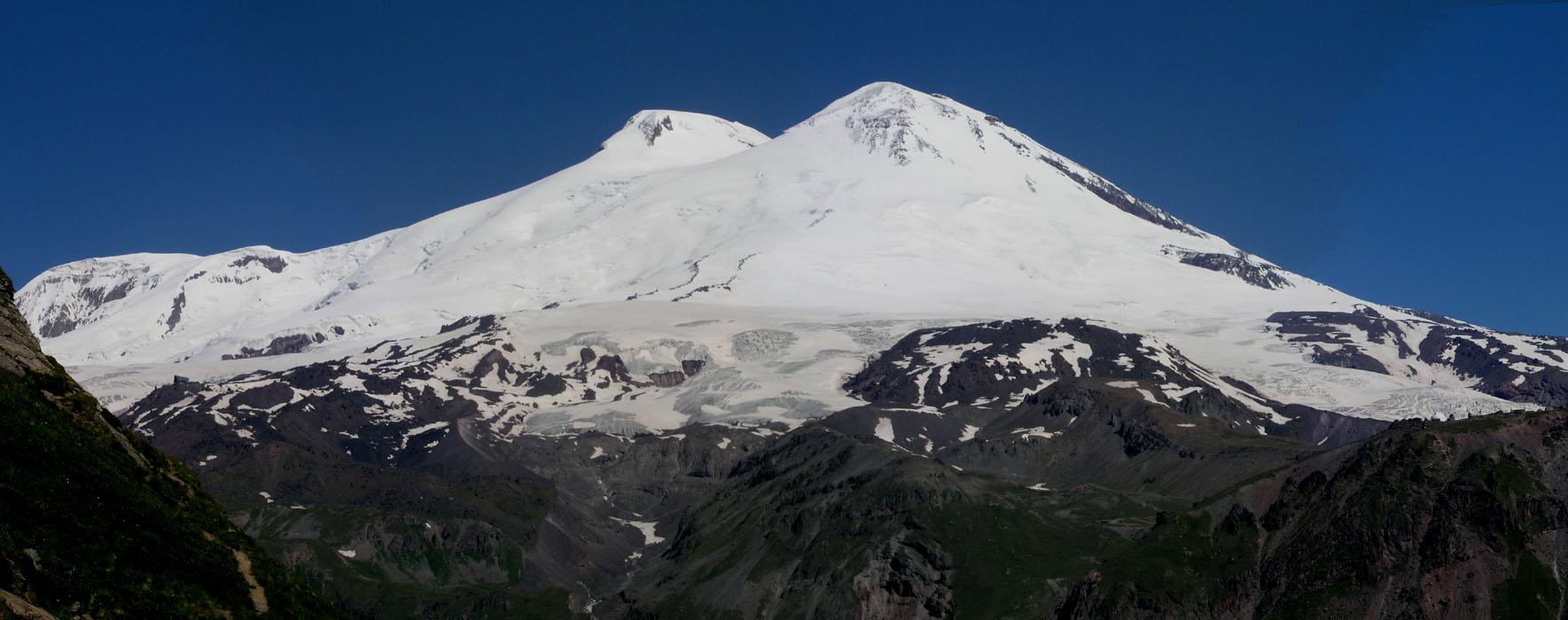 Эльбрус с юга