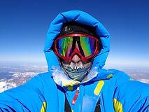 гид инструктор по лыжам, для восхождения,