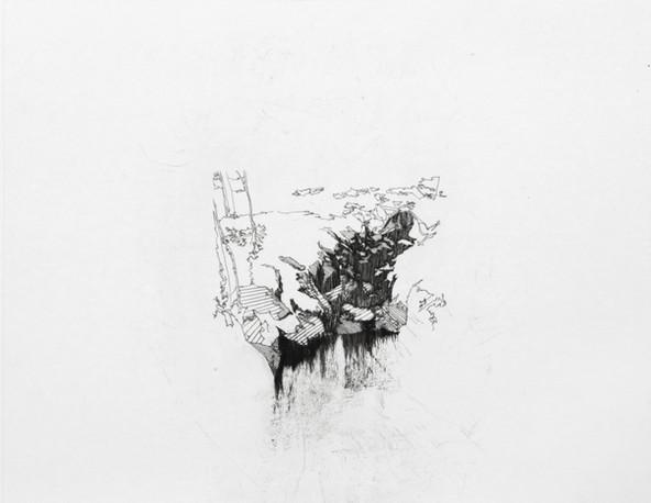 Portraits and other Fractured Landscapes 8v2