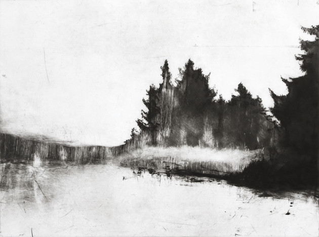 Portraits and other Fractured Landscapes 5
