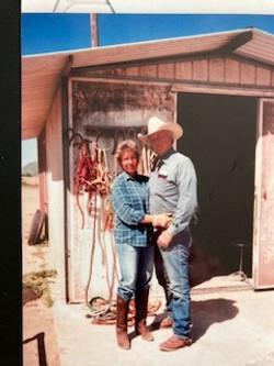 Donna & Slim @ Hart Ranch