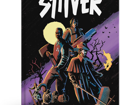 SHIVER: The RPG System You've Been Waiting For!