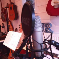 We've got the gear to record your beautiful voice