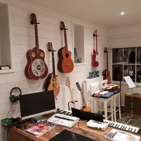 Guitars for you to grasp