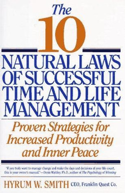 10 natural laws of succesful