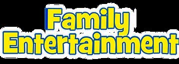 Stacked Family Entertainment Logo For La