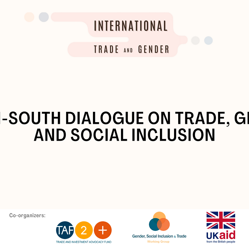 South-South Dialogue on International Trade and Gender