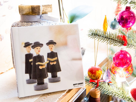 A beautiful Christmas gift! A Photo Book with your special moments!