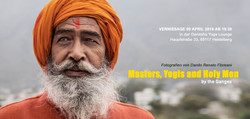 MASTERS, YOGIS AND HOLY MEN