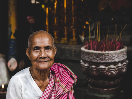 BUDDHA & BUDDHISM | THAILAND & CAMBODIA