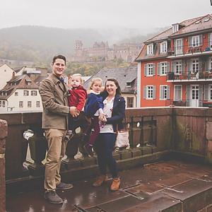 FAMILY IN HEIDELBERG