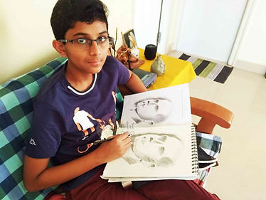 sketching drawing classes for adults kid