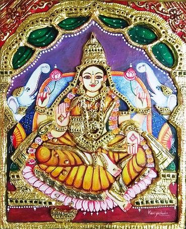 mysore tanjore painting classes