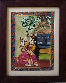 Patachitra Art