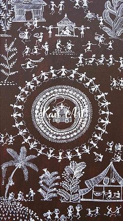 warli art classes for kids adults
