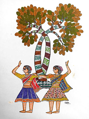 gond painting classes hyderabad