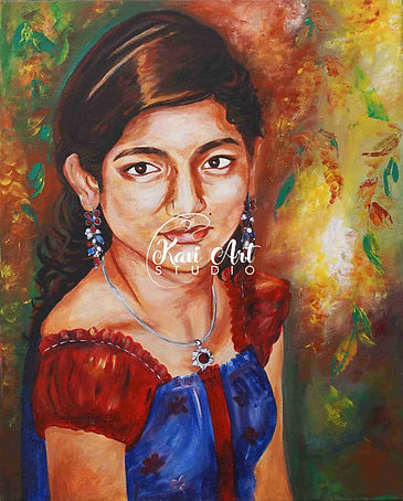 faces portraits painting classes