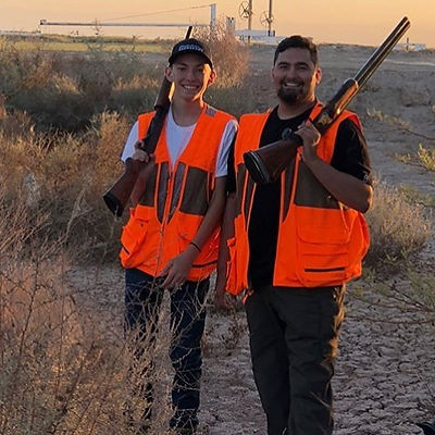 California Hunter Safety Course Students