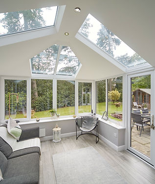 Energy Efficient conservatory roof replacement