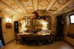 Details inside villa
